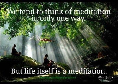Higher Self and safe Place Meditation