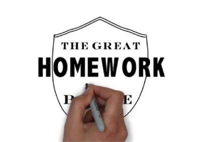 The Great Homework Battle (Six Seconds)