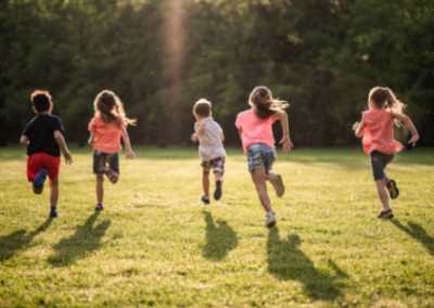 Unstructured Play is Vital For Kids